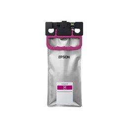 Brother TZe243 Cinta Laminada Generica de Etiquetas - Texto azul sobre fondo blanco - Ancho 18mm x 8 metros
