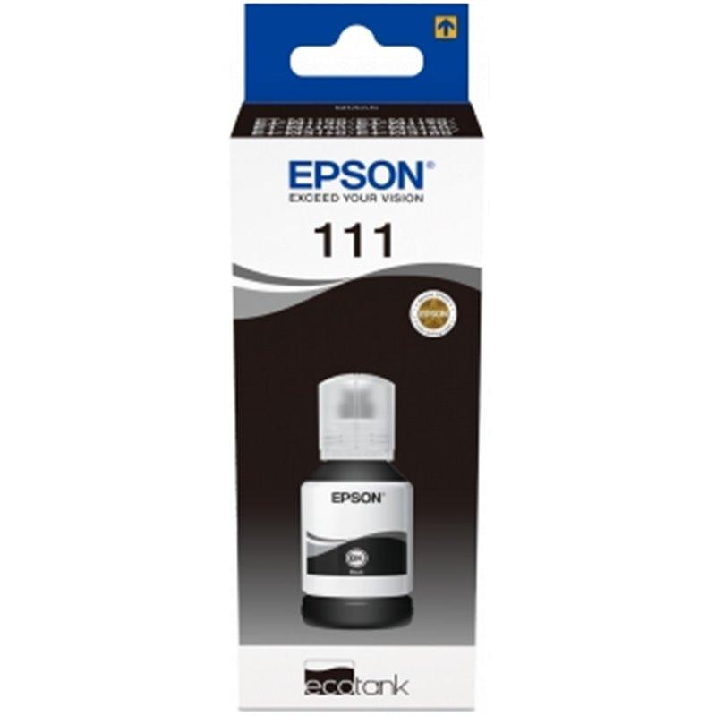 Brother TZe541 Cinta Laminada Generica de Etiquetas - Texto negro sobre fondo azul - Ancho 18mm x 8 metros