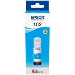 Brother TZe555 Cinta Laminada Generica de Etiquetas - Texto blanco sobre fondo azul - Ancho 24mm x 8 metros