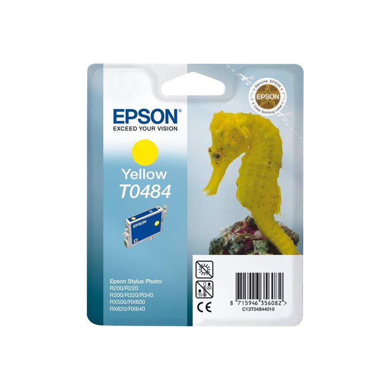 Brother TZe651 Cinta Laminada Generica de Etiquetas - Texto negro sobre fondo amarillo - Ancho 24mm x 8 metros