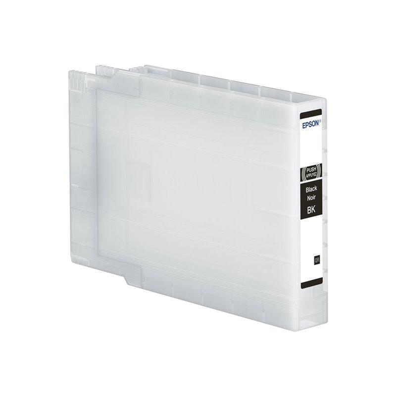 Brother TZe741 Cinta Laminada Generica de Etiquetas - Texto negro sobre fondo verde - Ancho 18mm x 8 metros