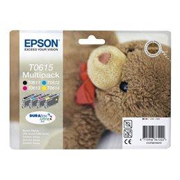 Brother DKN55224 - Etiquetas No Adhesivas Genericas de Tamaño personalizado - Ancho 54mm x 30,48 metros - Texto negro sobre fond